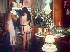 Exotic classic porn movie from the Golden Era