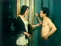 Horny vintage sex scene from the Golden Century