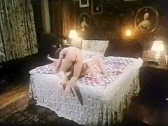 Fabulous vintage xxx clip from the Golden Age