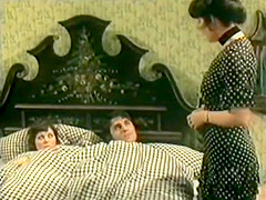 Exotic classic porn clip from the Golden Age