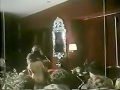Horny vintage xxx scene from the Golden Time