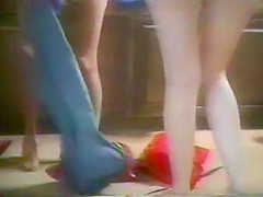 Crazy retro porn clip from the Golden Time