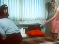 Incredible classic porn clip from the Golden Period