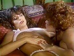 Exotic retro sex scene from the Golden Era