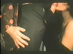 Amazing classic adult scene from the Golden Time