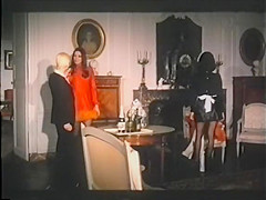 Horny vintage porn video from the Golden Time