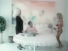 Fabulous vintage porn scene from the Golden Period