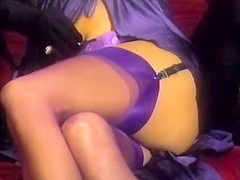 Crazy retro sex clip from the Golden Time
