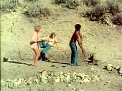 Horny vintage sex video from the Golden Period