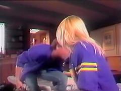 Incredible retro sex scene from the Golden Epoch