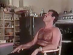 Incredible retro porn clip from the Golden Century