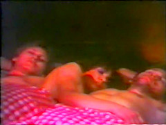 Crazy retro porn scene from the Golden Age