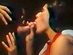 Amazing vintage sex movie from the Golden Century
