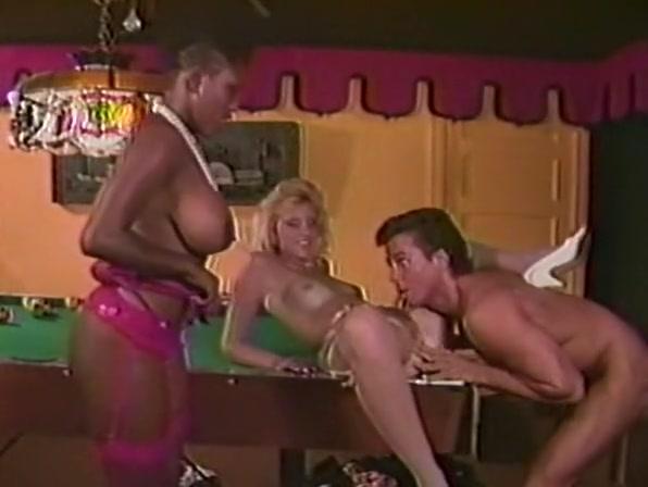 Ebony Threesome Her Friend