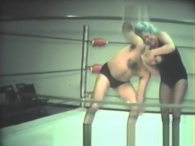Mixed Wrestling The Ring