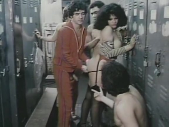 Ron Jeremy Vintage Threesome